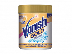 Пятновыводитель Vanish Gold Crystal White 500 г.