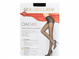 Колготки Golden Lady Ciao 40 Den Nero 2
